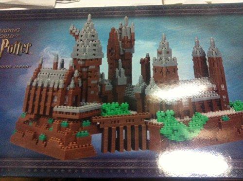 Hogwarts Castle nano block Harry Potter USJ official limited edition goods