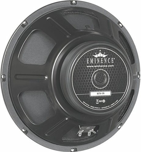 Eminence American Standard Beta 12A 12 Inch Speaker 250 Watts 8 Ohm ()