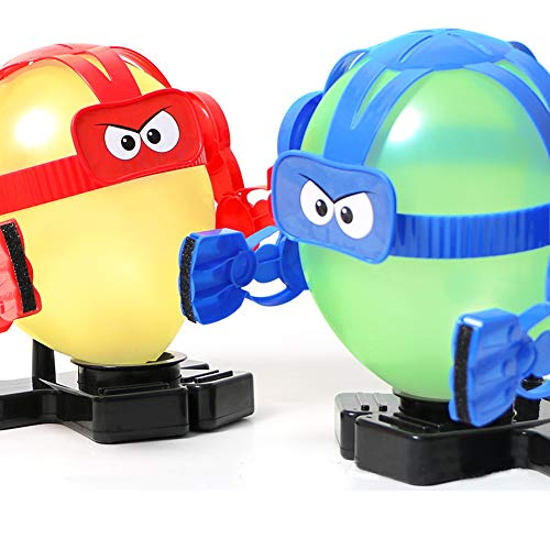 NOQ Balloon Bot Battle Family Party Game 2 Players Games Kids Toy Funny Xmas Gifts for Boy and Girl -