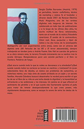 Hiel en cuerdas de guitarra (Spanish Edition): Sergio Guillén Barrantes, La Produktiva Books: 9781540655592: Amazon.com: Books