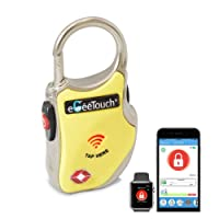 Deals on eGeeTouch Smart TSA Travel Lock, Secure & Track Your Luggage