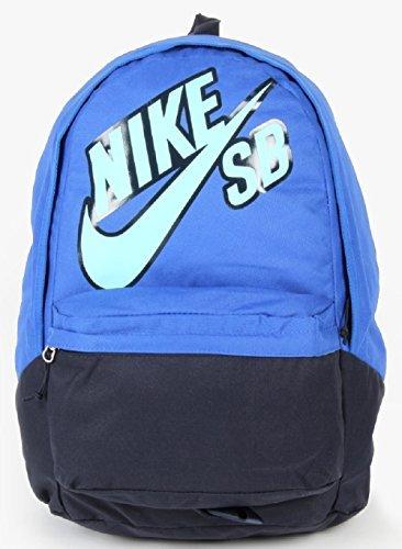Nike Piedmont 6.0 Skateboarding Backpack-Blue/Teal