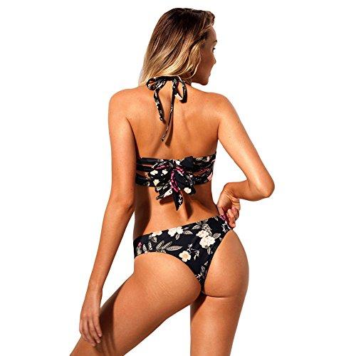 Costume Costume Con Di Pezzi Grande Bagno Bikini Bikini Da Bagno Bagno Petto Bagno L Floreale Floreale Da Costume Da Due Split Con Elasticità Con Da Costume Stampa Elasticizzato Stampa Stampa Con qZ6zxnOwB
