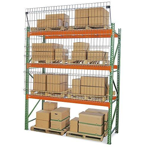 Husky Aisle Shield Pallet Rack Guard - 108X48