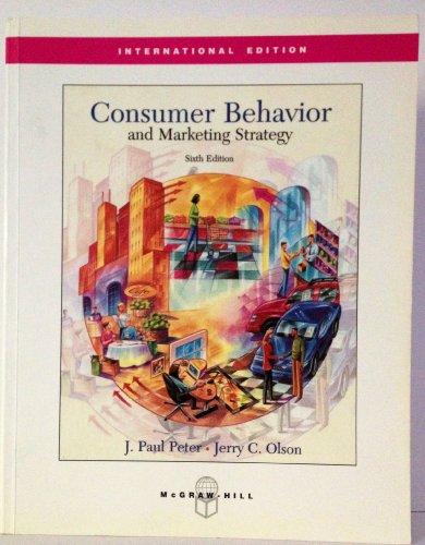 Consumer Behavior Marketing Strategy Peter Pdf 36e73d18d Btc Stream