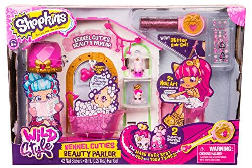 (Shopkins Season 9 Wild Style - Kennel Cutie Beauty Parlor)