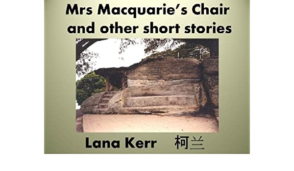 Mrs Macquarie's Chair