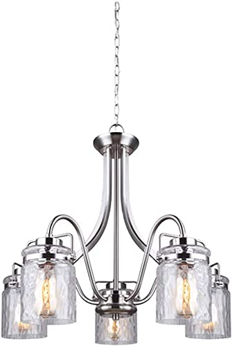 Canram ICH707A05BN Arden Chandelier Light