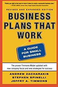Business Plans that Work: A Guide for Small Business 2/E from McGraw-Hill Education