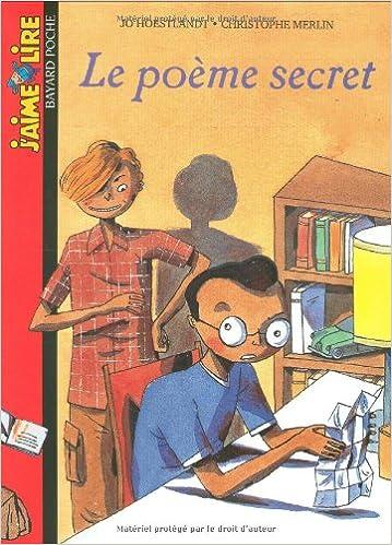 Jaime Lire Le Poeme Secret Amazones Jo Hoestlandt