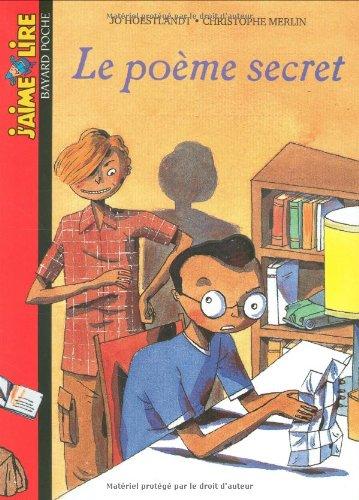 J'Aime Lire: Le Poeme Secret (French Edition) pdf epub