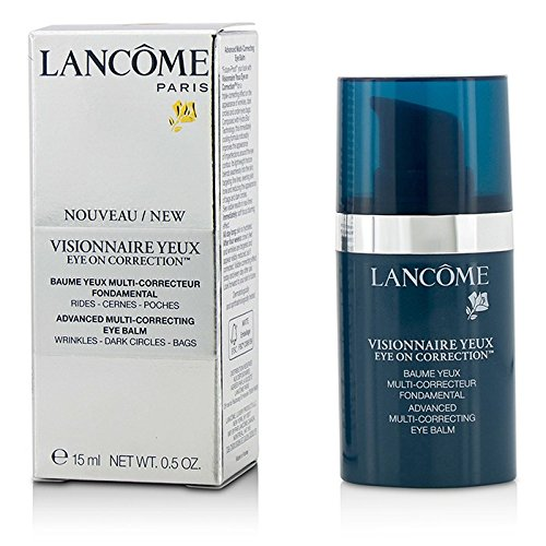 (Lancome Visionnaire Yeux Advanced Multi-Correcting Eye Balm, 0.5 Ounce)
