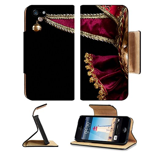 [MSD Premium Apple iPhone 5 iPhone 5S Flip Pu Leather Wallet Case iPhone5 IMAGE ID 19315803 Carnival in Venice image with ample copyspace Isolated On] (Venice Carnival Costumes Ideas)