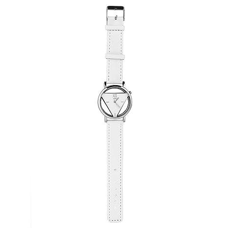 Tipos de reloj de pulsera de cuarzo de mujer de sexo masculino analógico  banda jpg 466x466 aa77833ab4f8