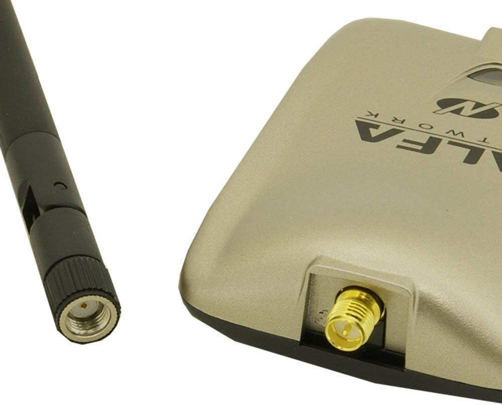 ALFA Network AWUS051NH V2 (Version 2) 2.4/ 5GHz Dual Band ...
