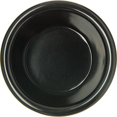 Carlisle S28503 Melamine Smooth Ramekin, 4 oz. Capacity, Black (Case of 48) by Carlisle (Image #2)'