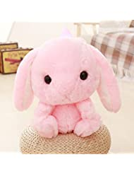 Cute Backpack Plush Stuffed Bunny Rabbit Doll Backpack With Adjustable Shoulder Strap - Plush Backpack for Kids...