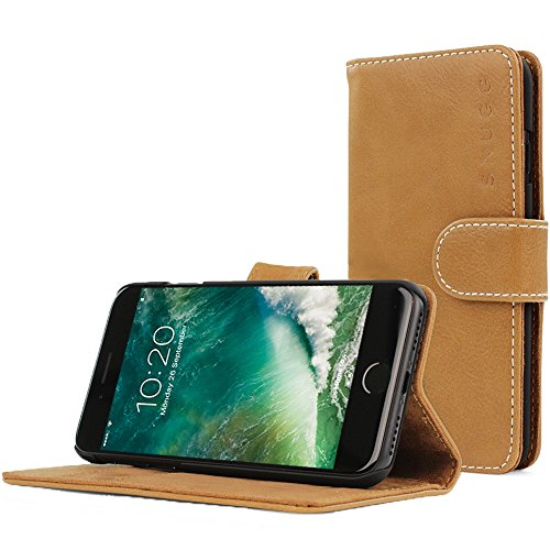 iPhone Snugg Desert Leather Executive