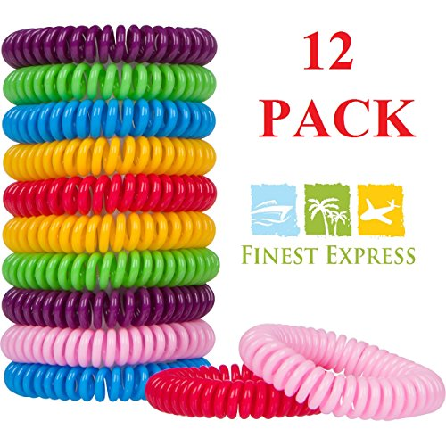 all-natural-insect-repellent-bracelet-12-pack-6-colors-protection-outdoor-indoor-from-mosquito-insec
