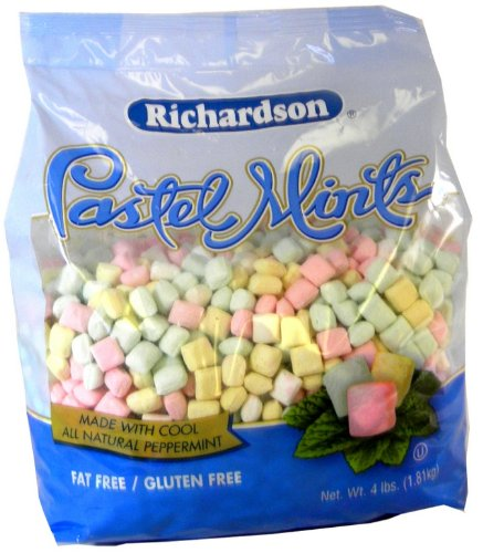 Richardson Pastel Mints 4 Lb