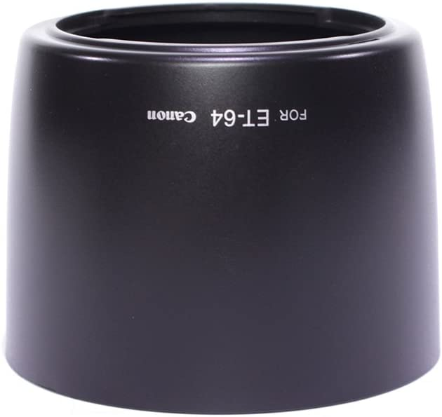 Pixco ET-64 ET-64 Lens Hood for Canon EF 75-300 mm f//4-5.6