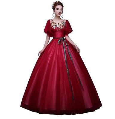 4b7e11793555c カラードレス ふわふわ 演出服 ウェディングドレス ドレス ロング 演奏会 花嫁 パーティードレス 二次会ドレス