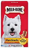 Milk-Bone MaroSnacks Dog Treats for Small Dogs, 15-Ounce (Pack of 6) For Sale