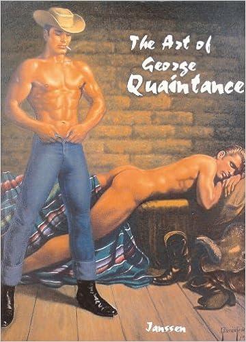 Ebook Descargar Libros Gratis The Art Of George Quaintance Formato PDF Kindle
