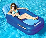 Swimline Solstice by Cooler Couch Inflatable Pool Lounger