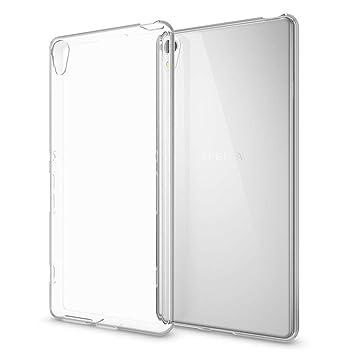 NALIA Funda Carcasa Compatible con Sony Xperia XA, Protectora Movil Silicona Ultra-Fina Gel Cubierta Estuche, Goma Bumper Smart-Phone Cover Cobertura ...
