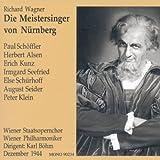 Die Meistersinger von Nürnberg Schoffler Alsen