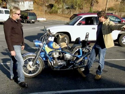 Mountain Man Slot Machine/Wild West BMW Motorcycle, used for sale  Delivered anywhere in USA