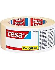 TESA Universele schildertape, veelzijdig plakband voor schilderwerk zonder oplosmiddel