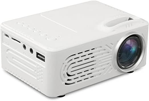Sannysis 700 lúmenes 3D 1080P Full HD Mini Proyector LED ...