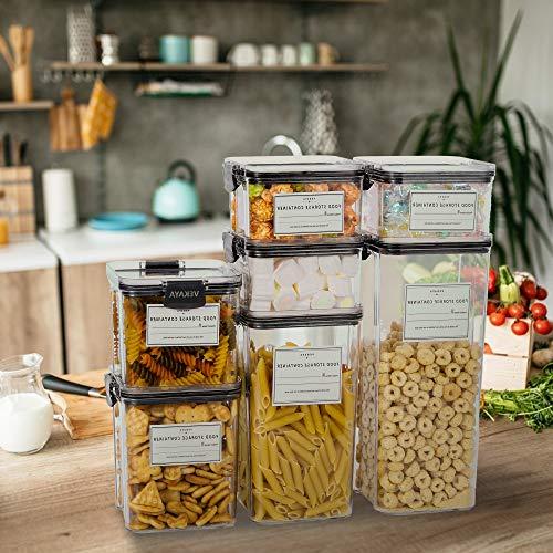 2Pc Kitchen Cabinet Counter Shelf Stackable Refrigerator Food Organizer Rack NEW