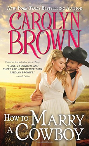 book cover of How to Marry a Cowboy