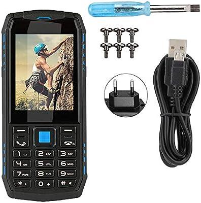 Kafuty 3G Red Smartphone IP68 cámara Doble a Prueba de Agua ...