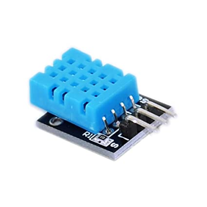 Amazon com: DHT11 Digital Temperature Humidity Sensor Module for