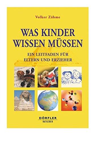 Dumonts Handbuch Was Kinder wissen müssen
