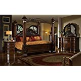 Amazon.com: Canopy - Bedroom Sets / Bedroom Furniture: Home & Kitchen