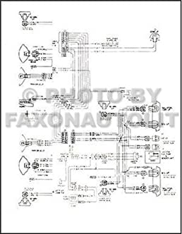 1968 pontiac tempest lemans gto wiring diagram manual reprint rh amazon com