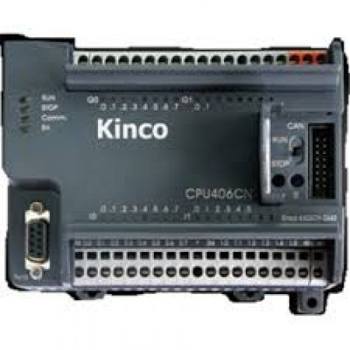 Kinco Automation K521-16DX Programmable Logic Controller, 8 or 16 -