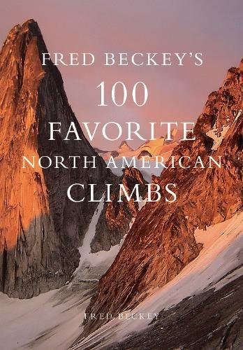 Fred Beckey's 100 Favorite North American Climbs by Patagonia