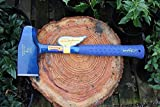 Estwing-E3FF4-4-Pound-Fireside-Friend-Wood-Splitting-AxeMaul-with-Shock-Reduction-Grip