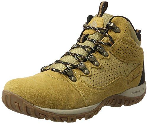 Homme Venture Columbia Mid Beige Randonnée 373 Chaussures Suede Hautes Peakfreak Fossil WP Curry de Ancient zwqBZx