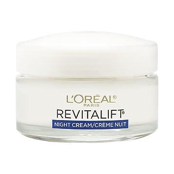 285671c0316 Amazon.com: L'Oreal Paris, RevitaLift Anti-Wrinkle + Firming Night ...