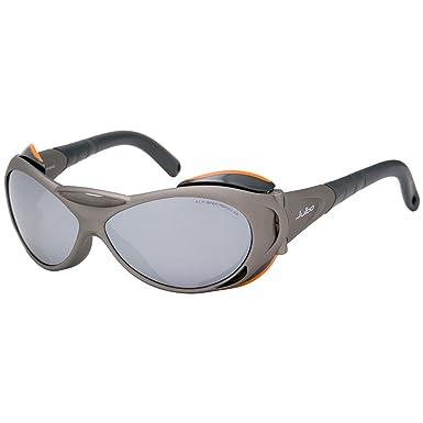 6937e09bf6 Amazon.com  Julbo Explorer Glacier Glasses Eyewear 000 Titanium Alti ...
