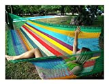 Hammocks Rada- Handmade Yucatan Hammock (Tropical Multicolor)
