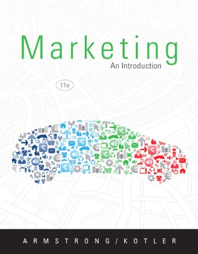 Marketing: An Introduction (11th Edition)