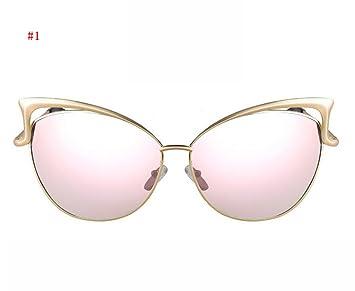 Global- Modische Art und Weise Sonnenbrille Retro- Art und Weise Frau Sonnenbrille Reparatur Gesicht Artifact Brille ( farbe : #3 ) yuXce8HIX